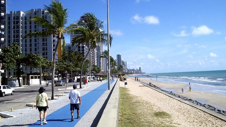Recife, do frevo ao fervo gay