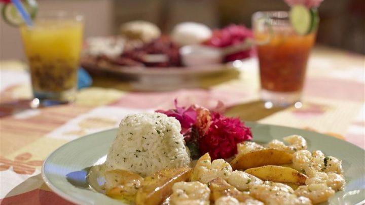 Gastronomia requintada de Porto de Galinhas