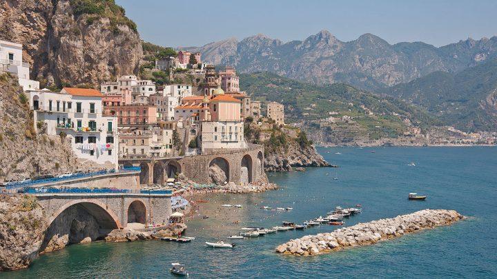 Costa Amalfitana – Nos caminhos de Roma e de um Patrimônio Mundial da Humanidade