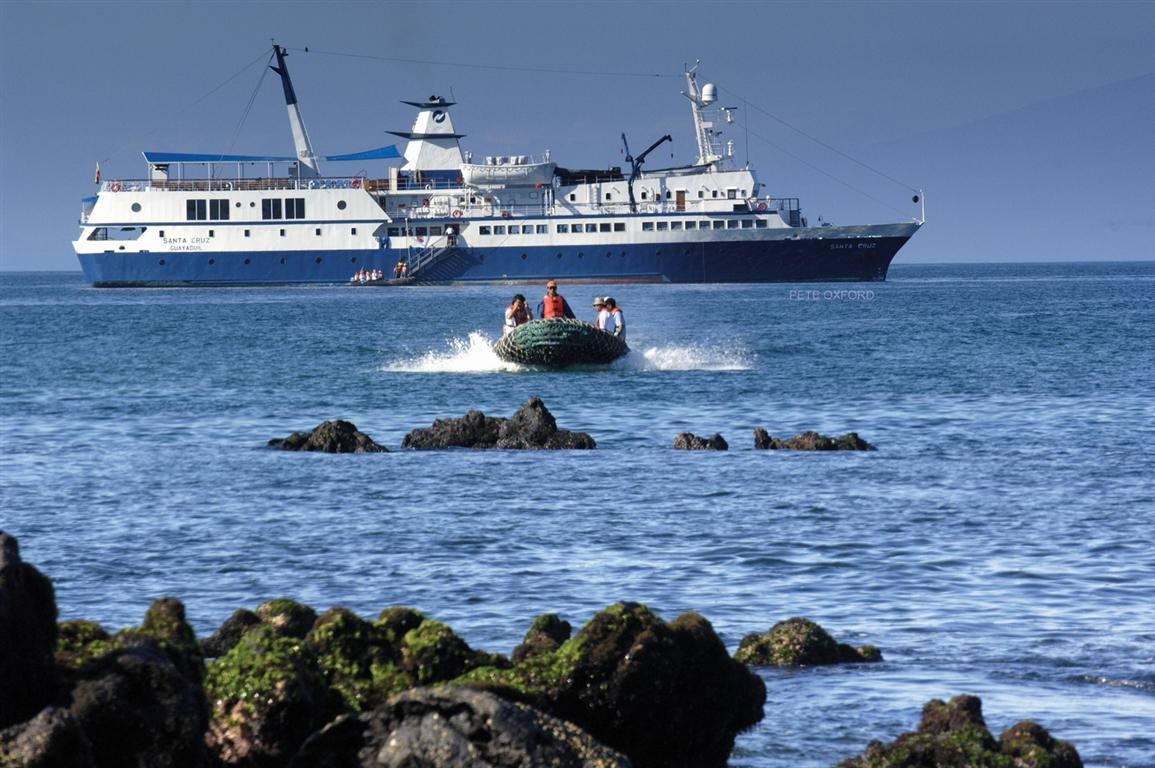 Setembro é mês de fazer um Cruzeiro em Galápagos