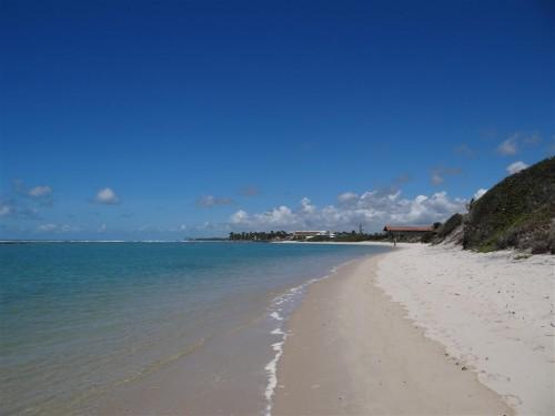 Praia de Muro Alto - uma das 10 mais bonitas do Brasil