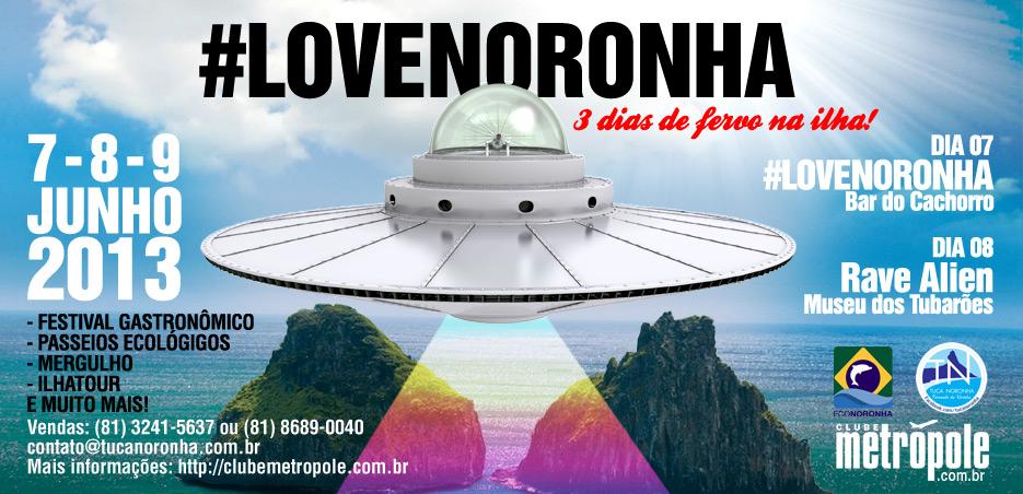 #LOVENORONHA – Fim de Semana GLS em Fernando de Noronha