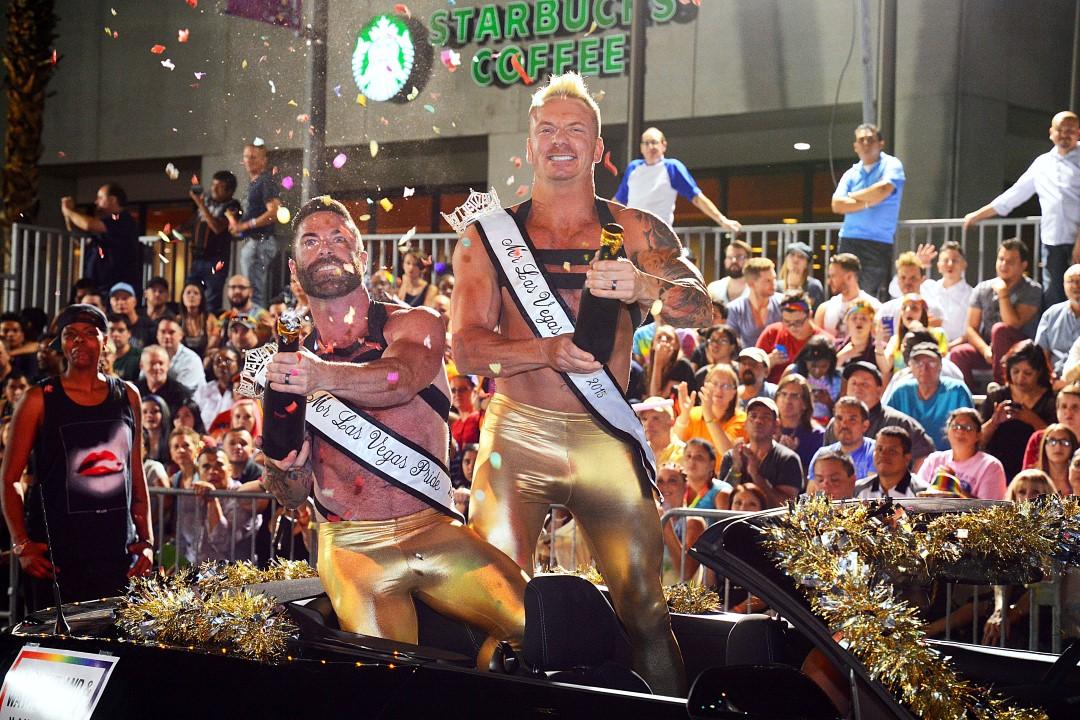 Divirta-se com eventos fabulosos no Las Vegas PRIDE