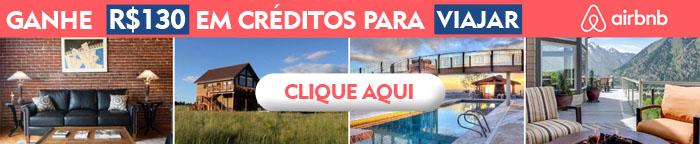 Cupom de 130 reais de desconto no Airbnb