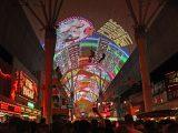 Las Vegas - Dossel Viva Vision da Fremont Street Experience vai passar por revitalização. Foto: Divulgação