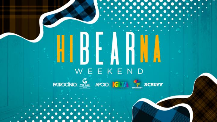 HIBEARNA Weekend chega ao Rio de Janeiro de 11 a 13 de Outubro