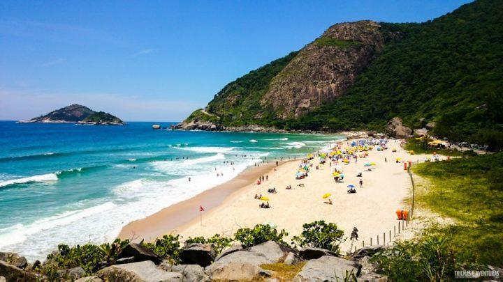 Gay Tour nas Praias da Reserva e Abricó no Rio de Janeiro